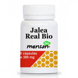 Jalea Real Bio 50 Cápsulas 380mg
