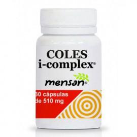 Coles i-complex 30 Cápsulas 510mg