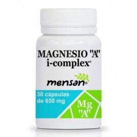 Magnesio i-complex A 30 cápsulas 650mg