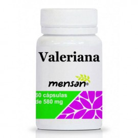Valeriana 60 Cápsulas 580mg