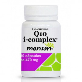 Co-enzima Q10 i-complex 30 cápsulas 470mg