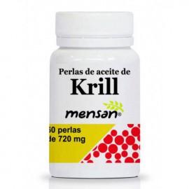 Perlas Krill 660mg 60 Perlas