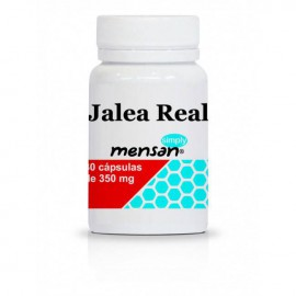 Jalea Real 30 cápsulas de 350 mg Simply