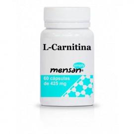 L - Carnitina 60 cápsulas de 425 mg Simply