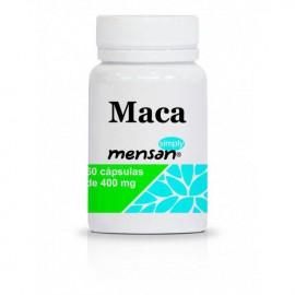 Maca 60 cápsulas de 400 mg Simply