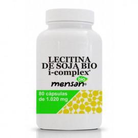 Lecitina Bio icomplex 80 Perlas de 1020 mg