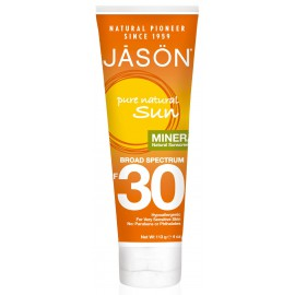 Protector Solar Mineral SPF 30 113g
