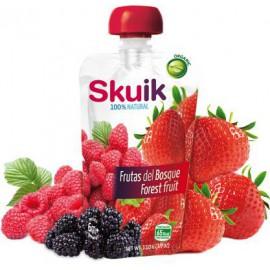 Skuik Puré de Frutas del Bosque 110g