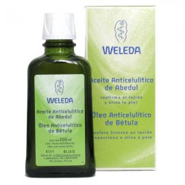 Aceite Anticelulítico de Abedul 100 ml