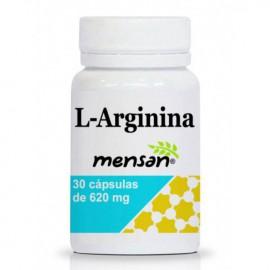 L-Arginina 30 cápsulas de 620 mg