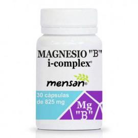 Magnesio B i-complex 30 cápsulas 825mg