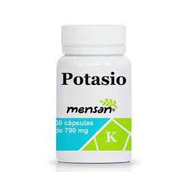 Potasio 60 cápsulas de 790 mg