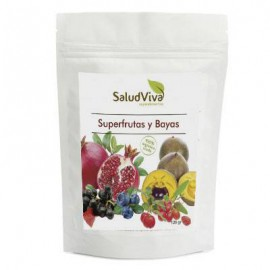 Super Frutas y Bayas 125g
