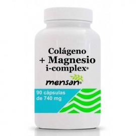 Colágeno + Magnesio i-complex 90 Cápsulas de 740mg