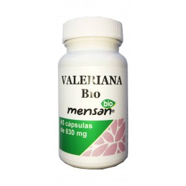 Valeriana Bio Bio 45 Cápsulas de 830mg