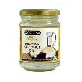 Aceite de Coco Virgen Bio Cocomi 225 ml