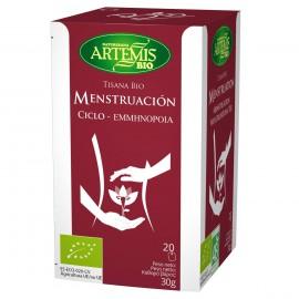 Tisana Bio Menstruacion 20 filtros 30g