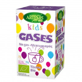 Tisana Bio Lina Kids Gases 20 filtros 30g