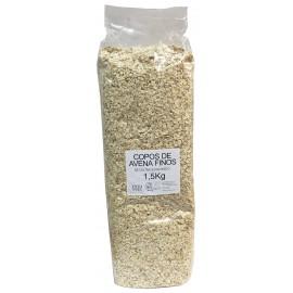 Copos de avena finos bio 1,5 Kg