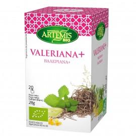 Infusion de Valeriana + 20 Filtros