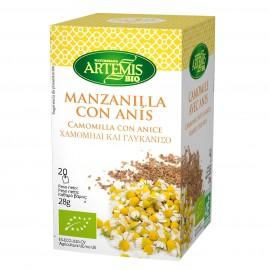 Manzanilla Con Anis 20 filtros