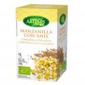 Manzanilla Con Anis Bio 20 filtros