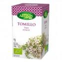 Tomillo Bio 20 filtros