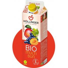 Zumo de Multifrutas Bio sin Azúcar 1L