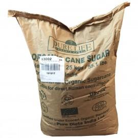 Azúcar de Caña Rubio Granel 25Kg