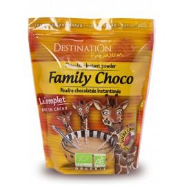 Cacao en Polvo Family Choco 32% Cacao y Azúcar Integral 800g