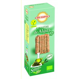 Galletas de Algas 120g