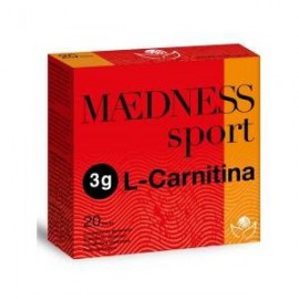L Carnitina 20 Sticks