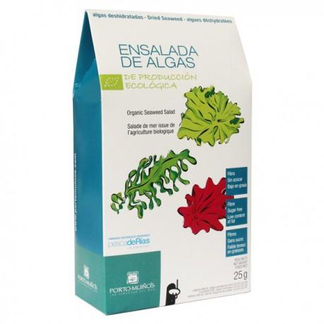 Ensalada de mar Bio 25g