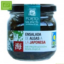 Ensalada de Algas a la Japonesa en Cristal 180g