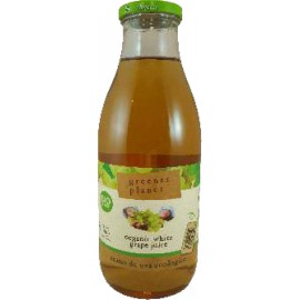 Mosto de Uva Blanco Eco Greener Planet 1L