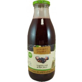 Mosto de Uva Tinto Eco Greener Planet 1L