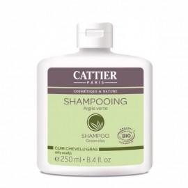 Champú cabellos grasos con arcilla verde 250 ml