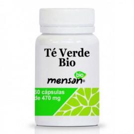 Té Verde Bio 60 Cápsulas 496mg