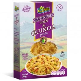 Fusilli de Maiz y Quinoa Sin Gluten Convencional 250g