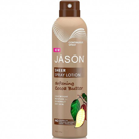 Loción Spray Cacao 177ml