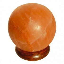 Lámpara de Sal del Himalaya Esfera