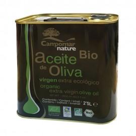 Aceite de Oliva Virgen Extra Lata 2500 ml