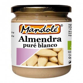 Puré de Almendra Blanco (100% Almendra) 325g