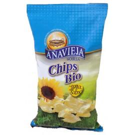 Patatas Fritas Eco en Aceite de Girasol 125g