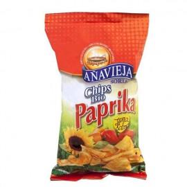 Patatas Fritas Eco en Aceite de Girasol Paprika 125g