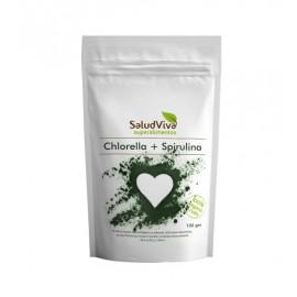 Chlorella y Spirulina 125g