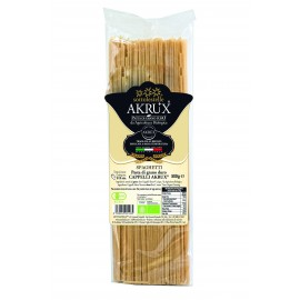 Espagueti de Akrux Blanco 500g
