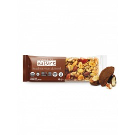 Barrite de Nueces de Brasil Bio Taste of Nature 40g
