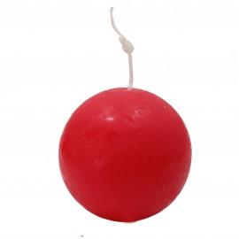 Vela Bola Aromática de Fresa