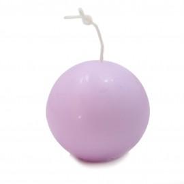 Vela Bola Aromática de Lila Fresca